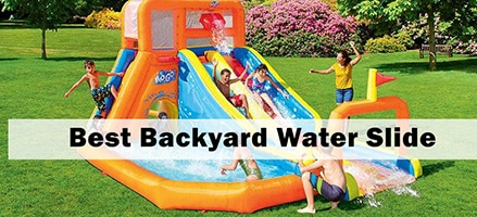 10 Best Backyard Water Slide For Kids (2020 Updated)