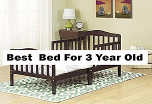 best-bed-for-3-year-old