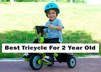 best-tricycle-for-2-year-old