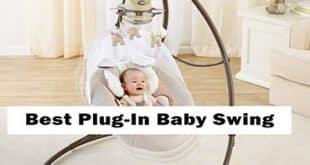 best-plug-in-baby-swing
